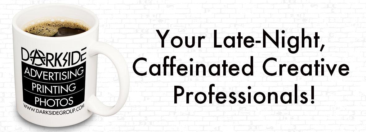 Caffeinated Creative Professionals